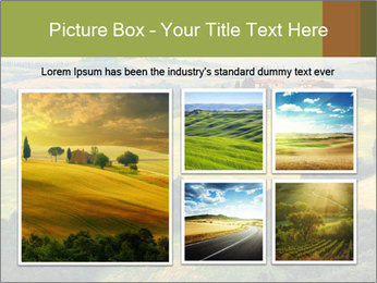 Green Farmland PowerPoint Templates - Slide 19