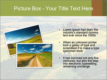 Green Farmland PowerPoint Templates - Slide 20