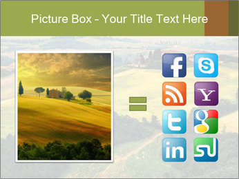 Green Farmland PowerPoint Templates - Slide 21