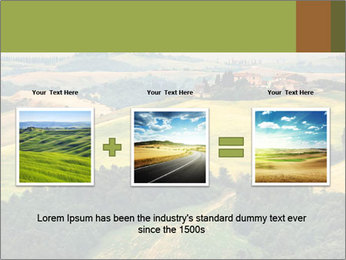 Green Farmland PowerPoint Templates - Slide 22