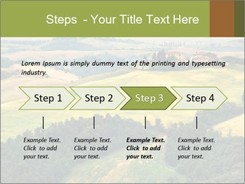 Green Farmland PowerPoint Templates - Slide 4
