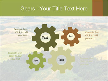 Green Farmland PowerPoint Templates - Slide 47