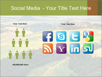 Green Farmland PowerPoint Templates - Slide 5