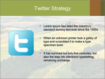 Green Farmland PowerPoint Templates - Slide 9