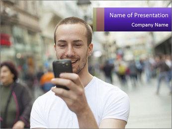 Selfie Photo PowerPoint Templates - Slide 1