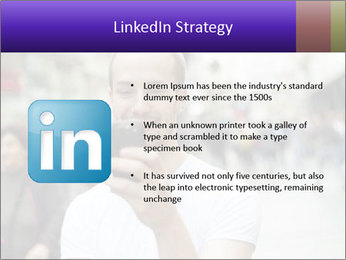 Selfie Photo PowerPoint Template - Slide 12