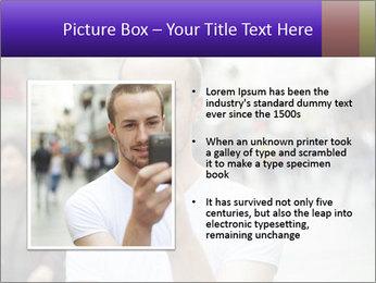 Selfie Photo PowerPoint Templates - Slide 13