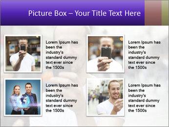 Selfie Photo PowerPoint Templates - Slide 14