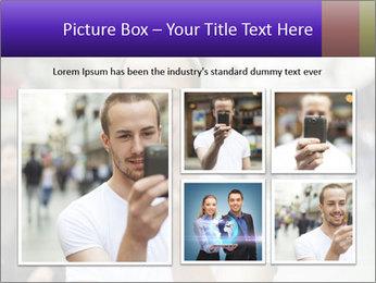 Selfie Photo PowerPoint Template - Slide 19