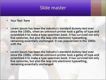 Selfie Photo PowerPoint Templates - Slide 2