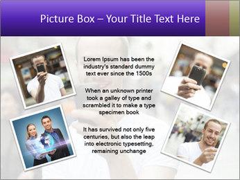 Selfie Photo PowerPoint Templates - Slide 24