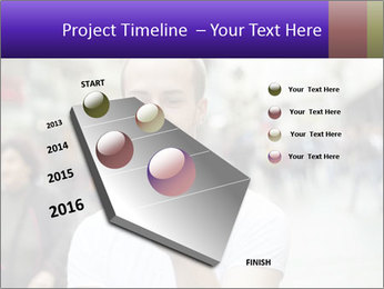Selfie Photo PowerPoint Template - Slide 26