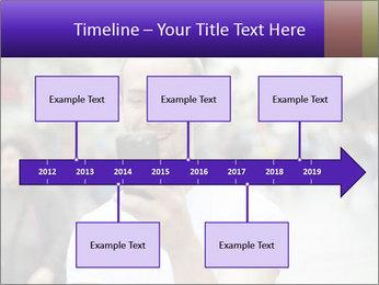 Selfie Photo PowerPoint Templates - Slide 28