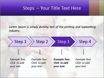 Selfie Photo PowerPoint Templates - Slide 4