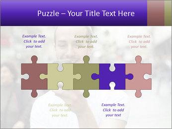 Selfie Photo PowerPoint Template - Slide 41