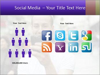 Selfie Photo PowerPoint Templates - Slide 5