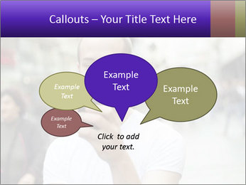 Selfie Photo PowerPoint Templates - Slide 73