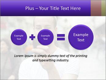 Selfie Photo PowerPoint Template - Slide 75