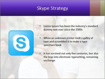 Selfie Photo PowerPoint Templates - Slide 8
