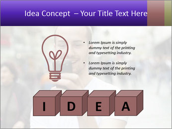 Selfie Photo PowerPoint Templates - Slide 80