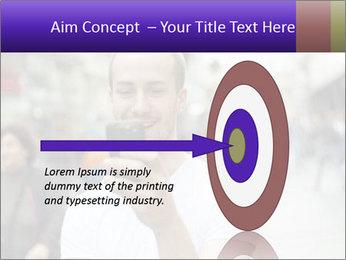 Selfie Photo PowerPoint Template - Slide 83