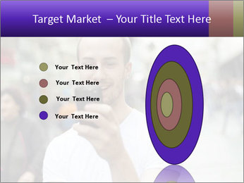Selfie Photo PowerPoint Template - Slide 84