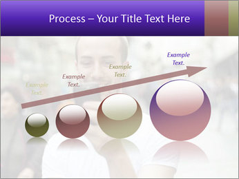 Selfie Photo PowerPoint Template - Slide 87