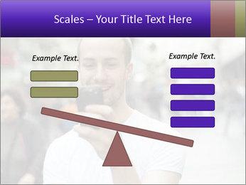 Selfie Photo PowerPoint Template - Slide 89