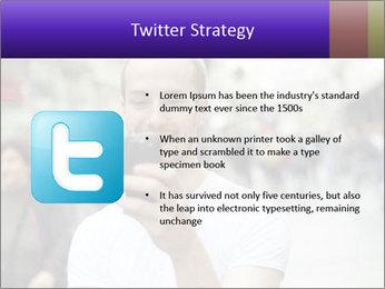 Selfie Photo PowerPoint Templates - Slide 9