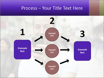 Selfie Photo PowerPoint Template - Slide 92