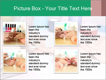 Manicur Treatment PowerPoint Template - Slide 14