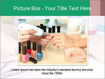 Manicur Treatment PowerPoint Template - Slide 15