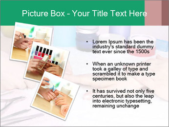 Manicur Treatment PowerPoint Template - Slide 17