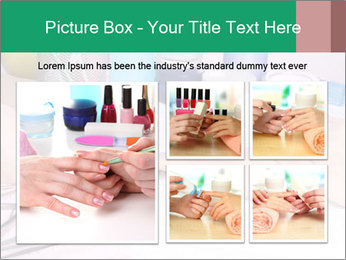 Manicur Treatment PowerPoint Template - Slide 19
