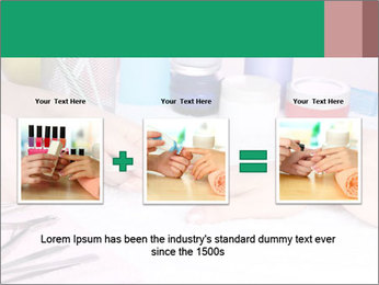 Manicur Treatment PowerPoint Template - Slide 22