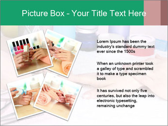 Manicur Treatment PowerPoint Template - Slide 23