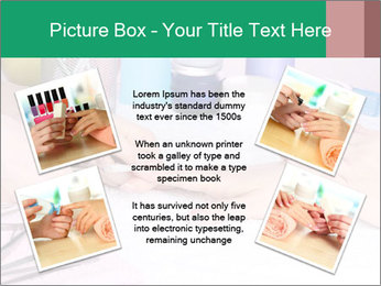 Manicur Treatment PowerPoint Template - Slide 24