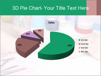 Manicur Treatment PowerPoint Template - Slide 35