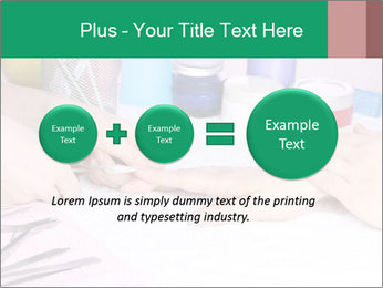 Manicur Treatment PowerPoint Template - Slide 75