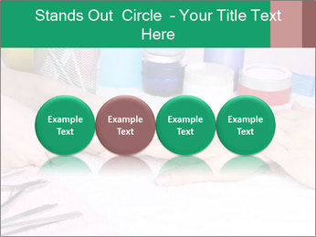 Manicur Treatment PowerPoint Template - Slide 76