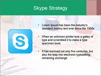 Manicur Treatment PowerPoint Template - Slide 8
