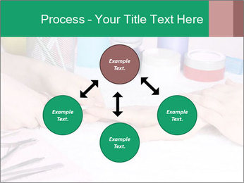 Manicur Treatment PowerPoint Template - Slide 91