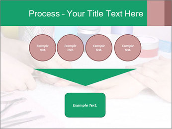 Manicur Treatment PowerPoint Template - Slide 93