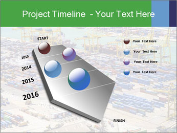 Huge Port PowerPoint Template - Slide 26