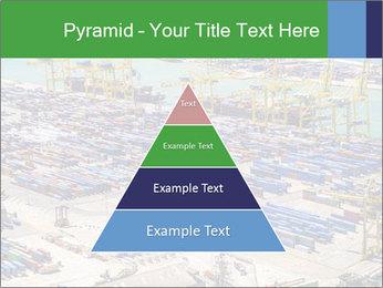 Huge Port PowerPoint Templates - Slide 30