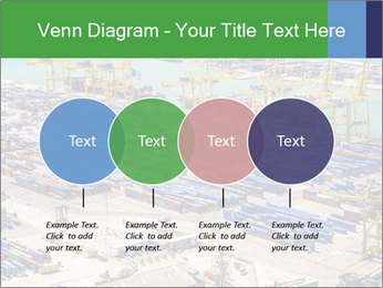 Huge Port PowerPoint Template - Slide 32
