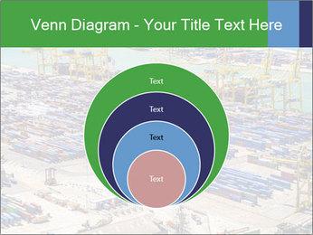 Huge Port PowerPoint Template - Slide 34