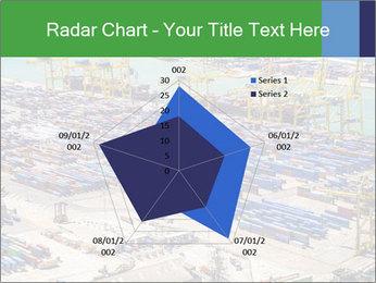 Huge Port PowerPoint Template - Slide 51