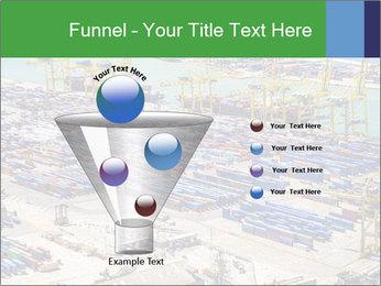Huge Port PowerPoint Template - Slide 63