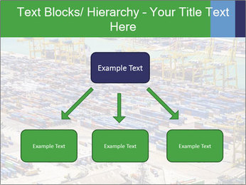 Huge Port PowerPoint Template - Slide 69